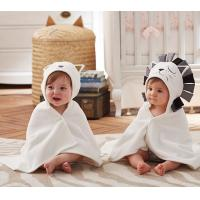 China 100% Polyester Double Side Soft Embroidered Baby Blankets Flame Resistant wholesale