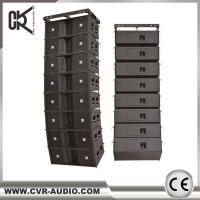 China sound systems equipment CVR line array 12 inch speakers prices wholesale