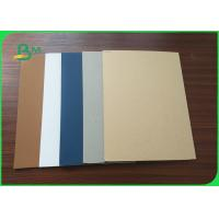 Buy cheap Flat Surface 3mm Book Binding Board / 4mm Photo Frame Cardboard from wholesalers