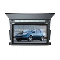 Buy cheap Honda Pilot Car DVD Player Audio Video GPS Navigation from wholesalers