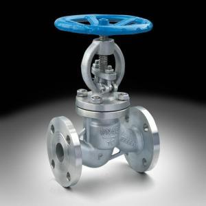 China DIN PN40 OS & Y Flanged Globe Valve , Steam Cast Steel Globe Valve wholesale