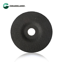 China Grassland 5 Inch 125mm Stainless Steel Inox Grinding Discs wholesale