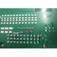 China custom Six layers impedance Chemical tin profiling punching Routing PCB board wholesale