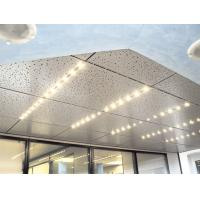 Building Lay In Ceiling Panels Sound Insulation  For Exhibition Centre  Hospital