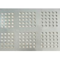 China Punching Round Perforated Metal Ease Use Extremely Versatile Economical on sale