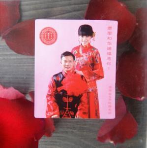 China Wedding  Fridge Magnet wholesale
