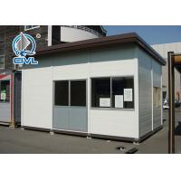 China Economical Prefabricated Container House , Prefab Modern Modular Container Homes wholesale