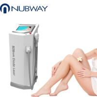 China Totally Painfree laser!Most professional painfree 808nm diode laser hair removal machine wholesale