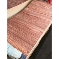 China Red Santos Veneer Plywood for Cabinet wholesale