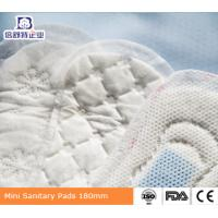 China Mini sanitary pads 180mm wholesale