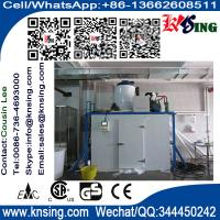 Industrial commercial flake ice machine 10 ton Concrete Cooling,fishery,Water Utilities,Food Preservative cold room