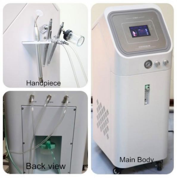 Quality Skin Rejuvenation Oxygen Skin Treatment Machine Anti - Aging Treatment for sale
