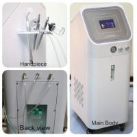 China Jet Peel Portable Skin Care Oxygen Facial Machine Improving Skin Nutrition Absorption wholesale