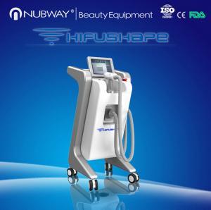 China New products! hifu body slimming machine / liposonix machine / ultrasonic liposuction wholesale