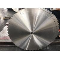 China Metal cut premium alloy tool steel TCT saw blank and steel core on sale