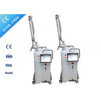 China Skin Resurfacing CO2 Fractional Laser Machine With 12 Months Warranty wholesale