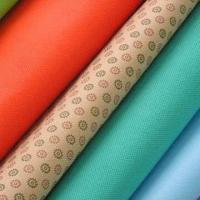 China PET Nonwoven Fabrics for Disposable Medical Products, Different Colors are Available wholesale