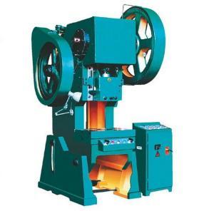 China Mechanical Power Press Machine Stamping Window Shade J23 Series wholesale