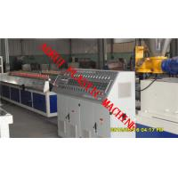 China WPC Settee / Couch Profile Extruder , Profile Machine for Pallet wholesale