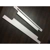 Buy cheap 6061 T6 Aluminium Extrusion Profiles CNC Milling Matt Silver Anodized for Solar Bracket from wholesalers