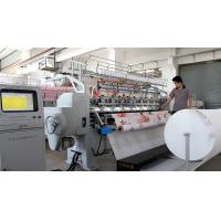 China Duvet Multi Needle Quilting Machine , Industrial Heavy Duty Sewing Machine wholesale