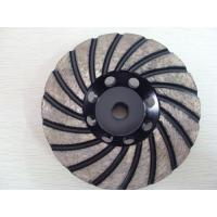 China Silver Brazed 4.5 Diamond Grinding Wheel For Angle Grinder , High Performance wholesale
