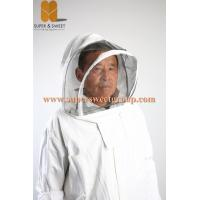 China Bee protective suit /beekeeping clothing White/ brown/pink wholesale