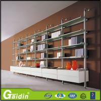 China Modern household bedroom wall wardrobe designs walk in wardrobe pole system wholesale