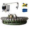 China pu low pressure foaming machine, Pu rotary shoe production line wholesale