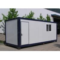 China 20FT Container Flat Pack Home Prefab House ANT FP1501 wholesale