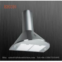 China EKM30 Pyramid 60cm Stainless Steel self venting range hood on sale