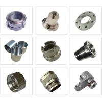 China Nickle coating / Electrolytic polishing Precision Turned Parts, Steel CNC Machined wholesale