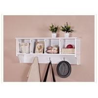 China Wall Mounted Display Rack Shelves, Hanging Display Rack For Living Room wholesale