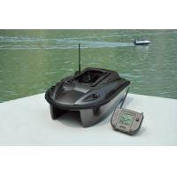 China Intelligent ABS Plastic 400M Wireless Remote Control Fishing Bait Boats Waterproof on sale