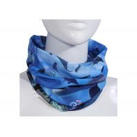 China Absorb Sweat  Neck Scarf For Soccer Player , Breathable Football Uv Protection  wholesale