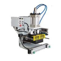 China special design hot foil stamping machine hot foil printing machine for paper bag on sale