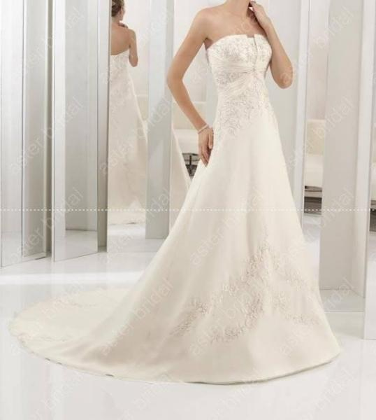 Quality 2010 new style high quality wedding gown, bridal dress wedding dress MR0047 for sale
