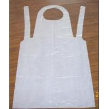 China Customizable, Sterile, Waterproof, Disposable Polyethylene Apron wholesale