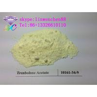 China USA CA Stock bodybuilder Steroid Trenbolone Enanthate 99% CAS 472-61-546 yellow powder wholesale