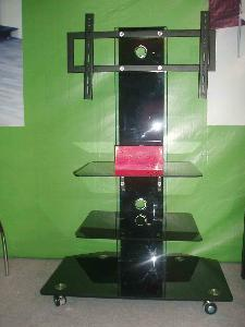Quality Glass TV Stand (WF101#) for sale