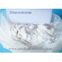Buy cheap 化学健康の成長ホルモン ステロイドのStanolone Androstanolone Cas 521-18-6 from wholesalers