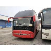 China KLQ6125 Model Used Passenger Coaches 53 Seats 2010 Year Max Speed 100km/H on sale