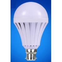 15 W PP material Emergency LED Rechargeable Bulb AC Power built in Li battery