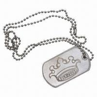 China Promotional Dog ID Tag, Etching Engraving wholesale