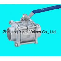 China Sell 3PC S.S Welding Ball Valve wholesale