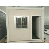 China Luxury Flat Pack Container Homes , Anti Seismic Shipping Container House on sale