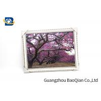 China Framed 3D Lenticular Pictures Image / Poster Beautiful Landscape Patterns wholesale