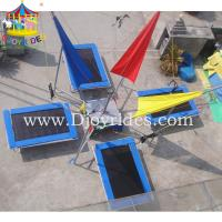 China Children bungee jumping equipment for sale wholesale