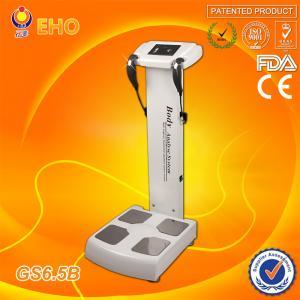 China GS6.5B Fitness Center Used Body Health Analyzer , Body Fat Scale wholesale