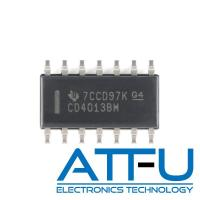 China Dual Channel D Type Flip Flop CMOS Integrated Circuits , Programming IC Chips CD4013BM96 on sale